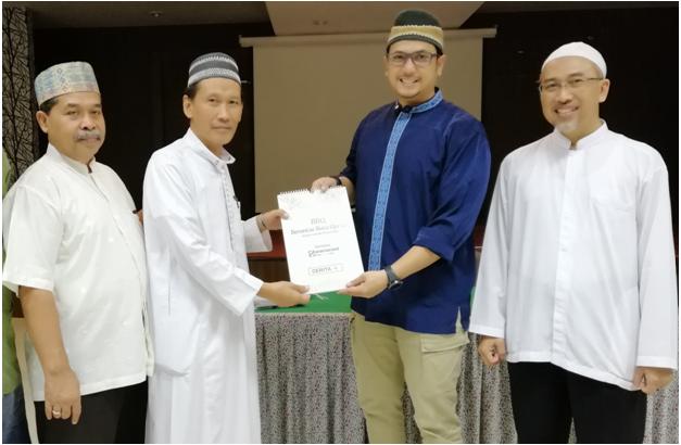Selama Ramadhan Sinar Mas Land Bersama Forum Masjid Mushola BSD (FMMB) dan Yayasan Mama Papa Adakan Program BBQ Berantas Buta Al Qur'an