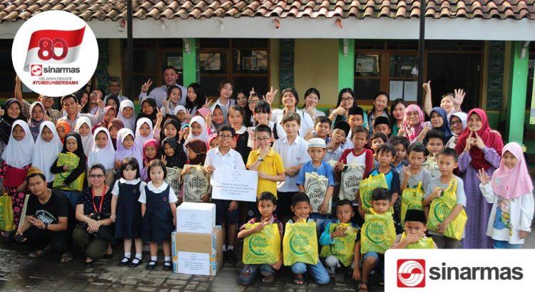 Kegiatan Bakti Sosial Sinarmas World Academy Bersama Masyarakat Serpong Di Bulan Suci Ramadan