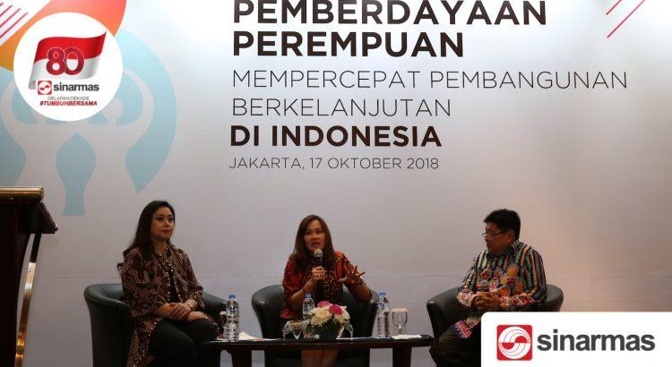 IGCN, APP Sinar Mas, dan Martha Tilaar Dorong Pemberdayaan Perempuan untuk Percepat Pencapaian SDGs