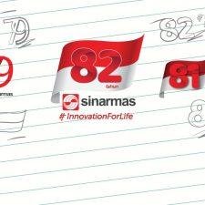 Swakarya Logo Ulang Tahun Sinar Mas