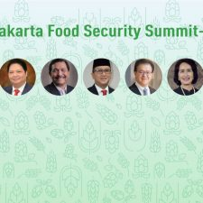 Jakarta Food Security Summit-5, Target Tinggi Saat Pandemi